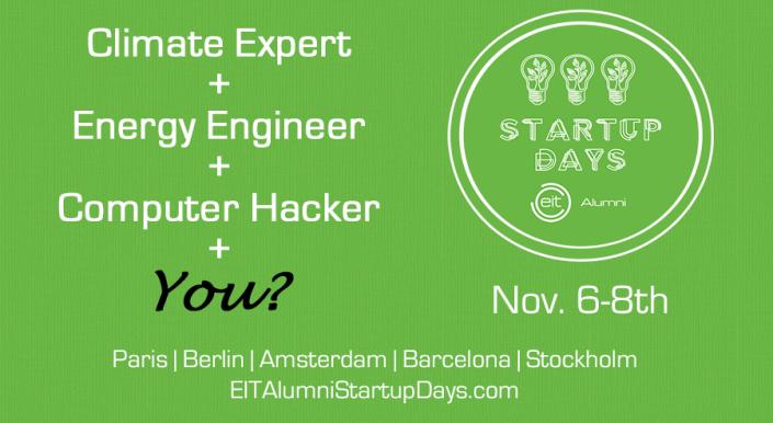 EIT Alumni Startup Days